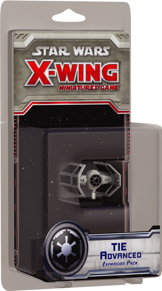 SW X-Wing: TIE Advanced