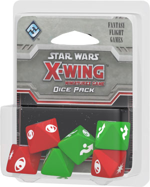 SW X-Wing: Dice Pack