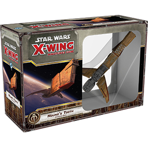 SW X-Wing: Hound's Tooth