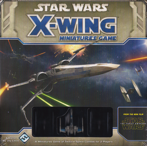 Star Wars: X-Wing Miniatures Game – The Force Awakens Core Set