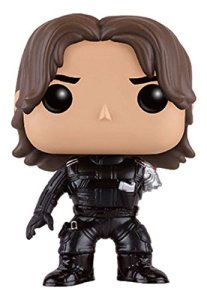Funko Pop! Marvel Captain America 3 – Winter Soldier with Arm Missing (Exclusive)