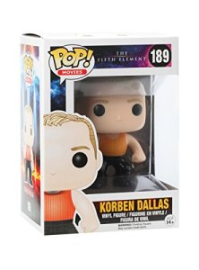 Funko Pop! Fifth Element – Korben Dallas