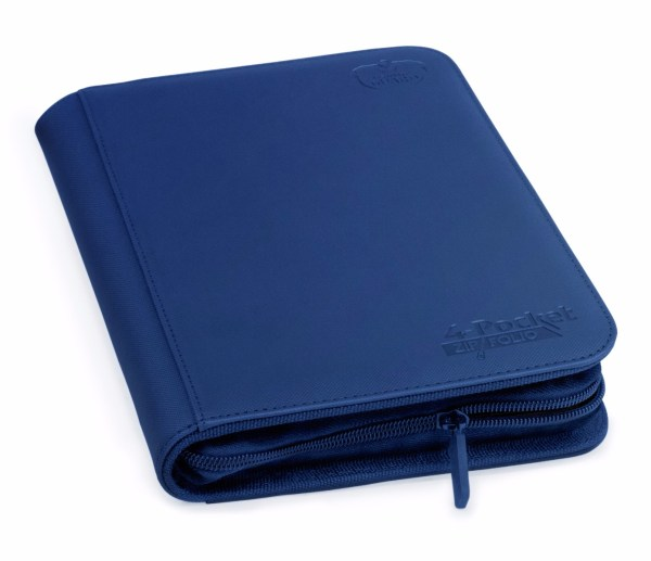 Ultimate Guard Deck Case 80+ Standard Size Royal Blue