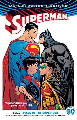 Superman TP Vol 2 Trial Of The Super Sons (Rebirth)