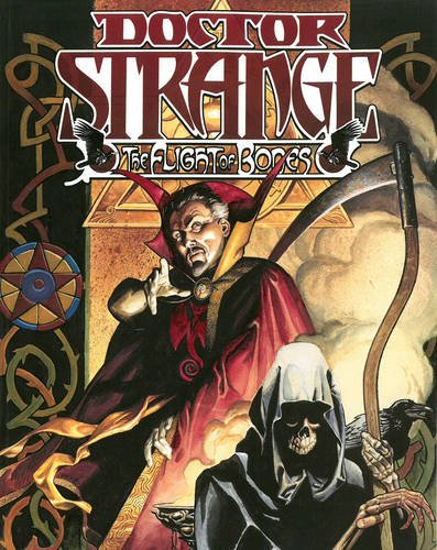DOCTOR STRANGE TP FLIGHT OF BONES