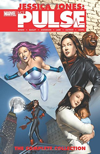JESSICA JONES PULSE COMPLETE COLLECTION TP