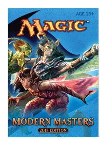 Magic the Gathering: Modern Masters 2015 Booster