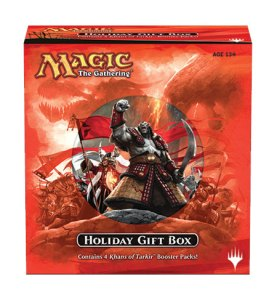 Magic Holiday Gift Box: Khans of Tharkir