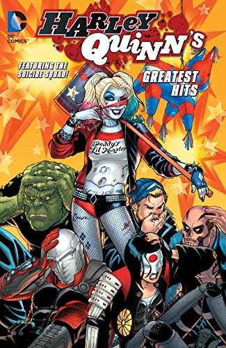 HARLEY QUINNS GREATEST HITS TP