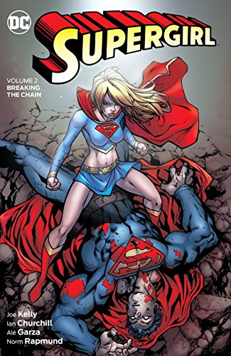 SUPERGIRL TP VOL 02 BREAKING THE CHAIN