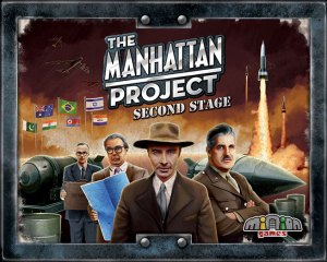 Manhattan Project: Second Stage Exp
