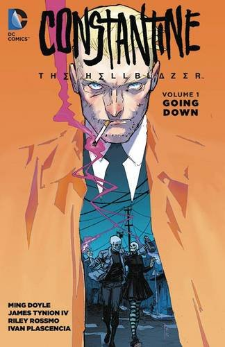 CONSTANTINE THE HELLBLAZER TPVOL 01 GOING DOWN
