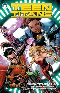 Teen Titans Vol. 4: When Titans Fall