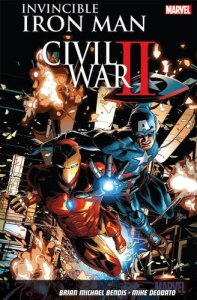Invincible Iron Man Vol. 3: Civil War Ii