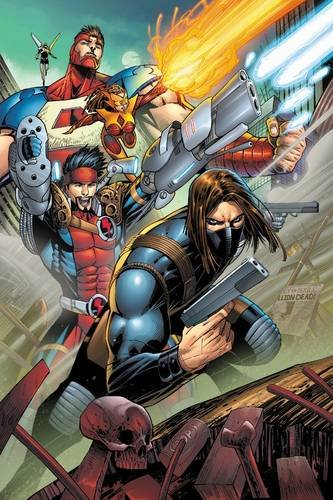 Thunderbolts Vol. 1: There Is No High Road