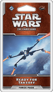 Star Wars LCG Ready for Takeoff