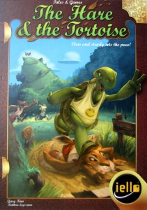 The Hare and the Tortoise