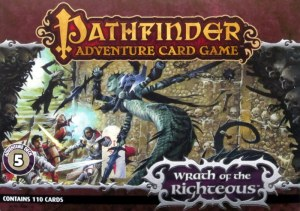 Pathfinder Card Game: Wrath of the Righteous – Herald of the Ivory Labyrinth