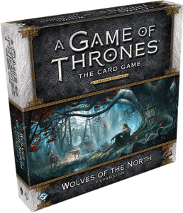 A Game of Thrones LCG 2nd Ed: Wolves of the North