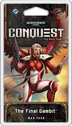 Warhammer 40K Conquest: The Final Gambit