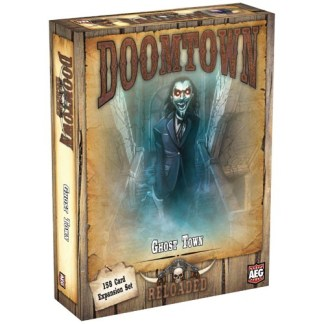 Doomtown Reloaded: Ghost Town