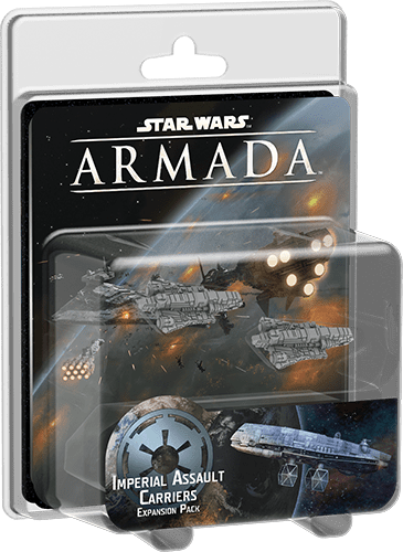 Star Wars Armada: Impeiral Carriers