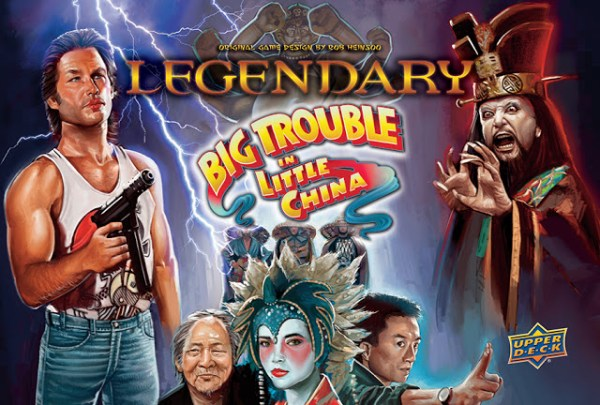 Legendary Encounters: Big Trouble in Little China