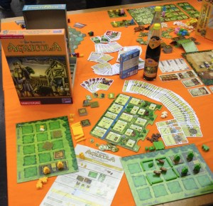 Agricola Standard Version: 5-6 Player Exp.