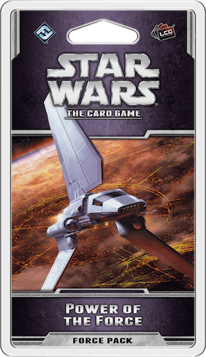 Star Wars: The Card Game – Power of the Force