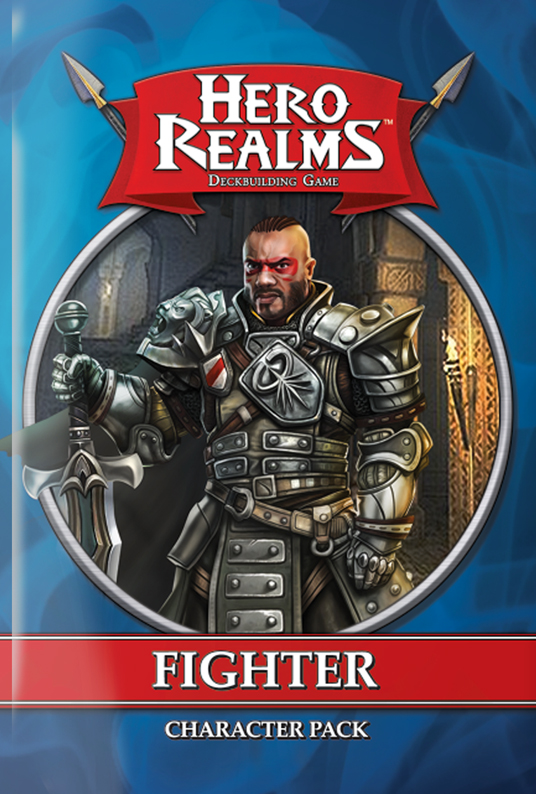 Hero Realms: Character Pack – Fighter