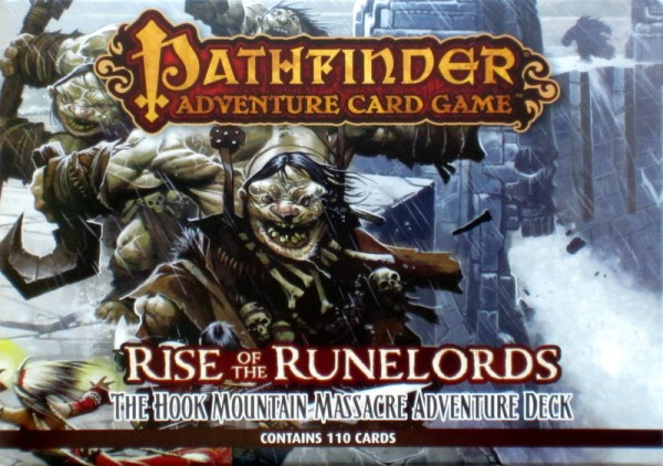Pathfinder Adventure Card Game: Rise of the Runelords – The Hook Mountain Massacre