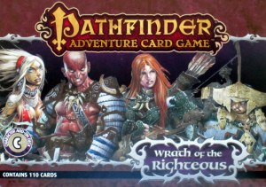 Pathfinder Adventure Card Game: Wrath of the Righteous – Character Add-On Deck
