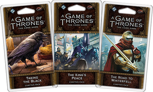 Prenumeration A Game of Thrones LCG