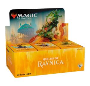Magic the Gathering Guilds of Ravnica Booster Display