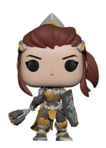 Overwatch POP! Games Vinyl Figure Brigitte 9 cm