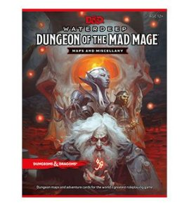 Dungeons & Dragons RPG Waterdeep: Dungeon of the Mad Mage
