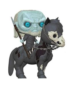 Game of Thrones POP! Rides Vinyl Figure White Walker on Horse 15 cm