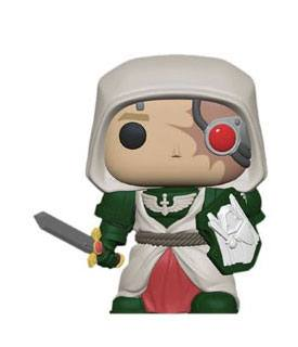 Warhammer 40K POP! Games Vinyl Figure Dark Angels Veteran 9 cm