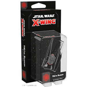 Star Wars: X-Wing (Second Edition) – TIE/vn Silencer Expansion Pack