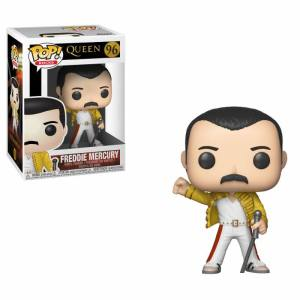 Queen POP! Rocks Vinyl Figure Freddie Mercury Wembley 1986 9 cm