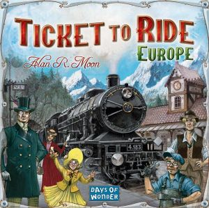 Ticket to Ride: Europe (en)
