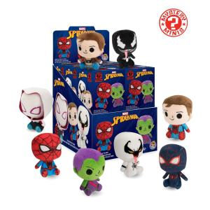 Spider-Man Mystery Mini Plushies Plush Figures 7 cm Assortment (12)