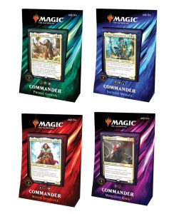 Magic the Gathering Commander 2019 Deck