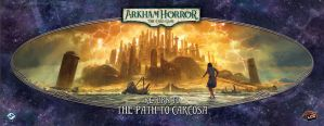 Arkham Horror: The Card Game – Return to the Path to Carcosa
