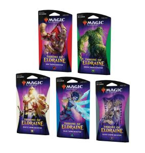 Magic the Gathering Throne of Eldraine Theme Booster
