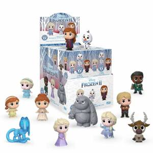 Frozen II Mystery Mini Figures 5 cm Display (12)