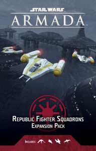 Star Wars: Armada – Republic Fighter Squadrons Expansion Pack