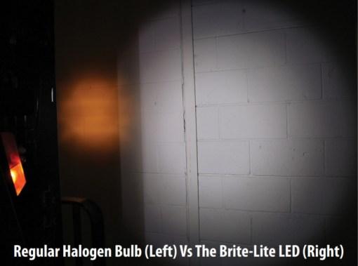 Brite Lite LED Forklift Headlight e