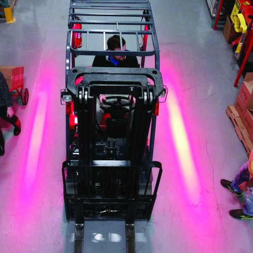 Forklift Warning LED Lights