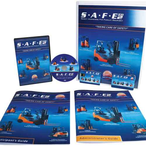 SAFE-Lift 2 Counterbalance Forklift Training Kit